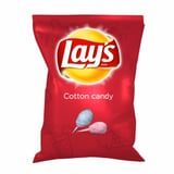 You'll Be Weirdly Into These Potential Lay's Potato Chip Flavors, Like Cotton Candy