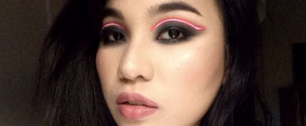 You Can DIY the Badass Neon Eyeliner Trend With Just 2 Products