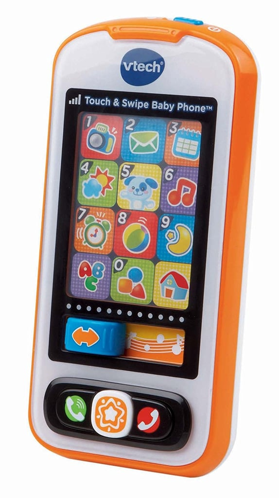 For 1-Year-Olds: VTech Touch and Swipe Baby Phone