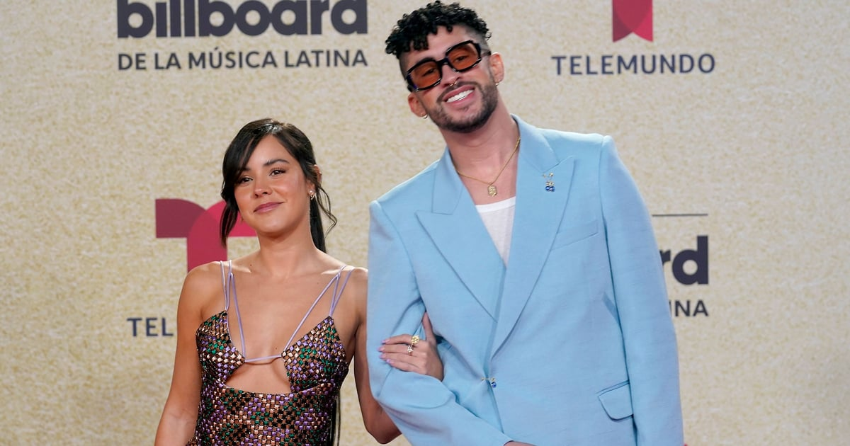 Bad Bunny and Gabriela Berlingeri Make Their Red Carpet Debut After 4 Years of Dating.jpg