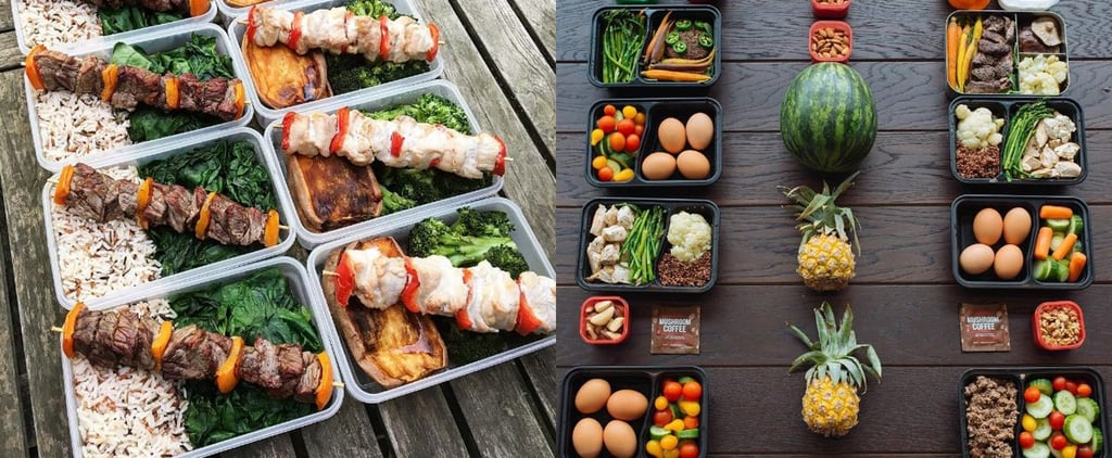 The Best Instagram Accounts to Follow For Endless Meal-Prep Inspiration