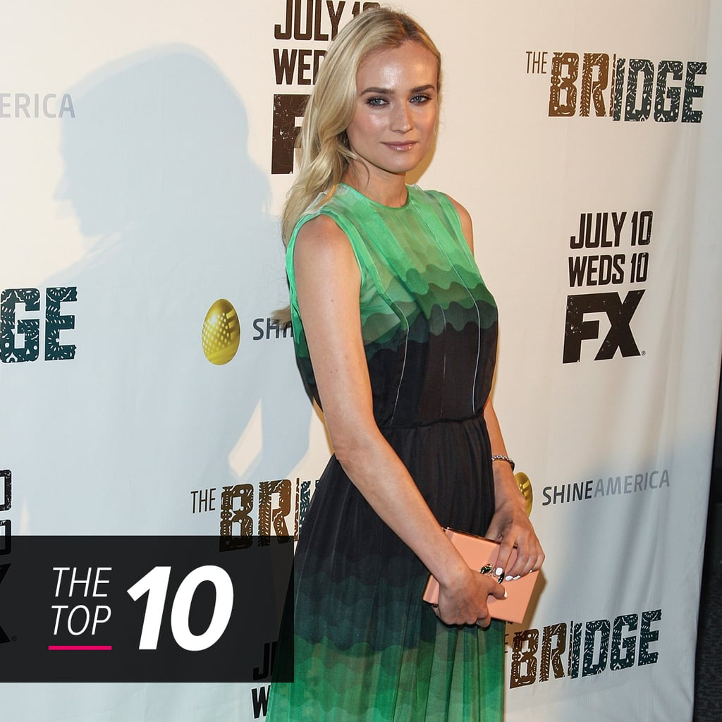 Kim Sears, Diane Kruger, and More Pull Rank in This Week's Top 10