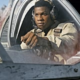 Finn From Star Wars: The Last Jedi