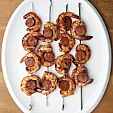 Spicy Shrimp and Chorizo Skewers