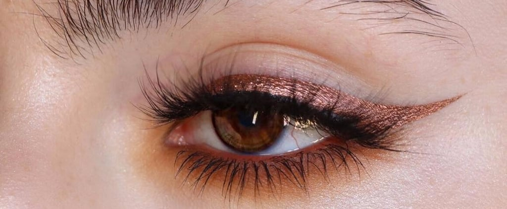 Metallic Eyeliner Is the Beauty Look You'll Be Wearing to Every Festive Party
