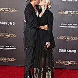 Pictured: Ashlee Simpson and Evan Ross