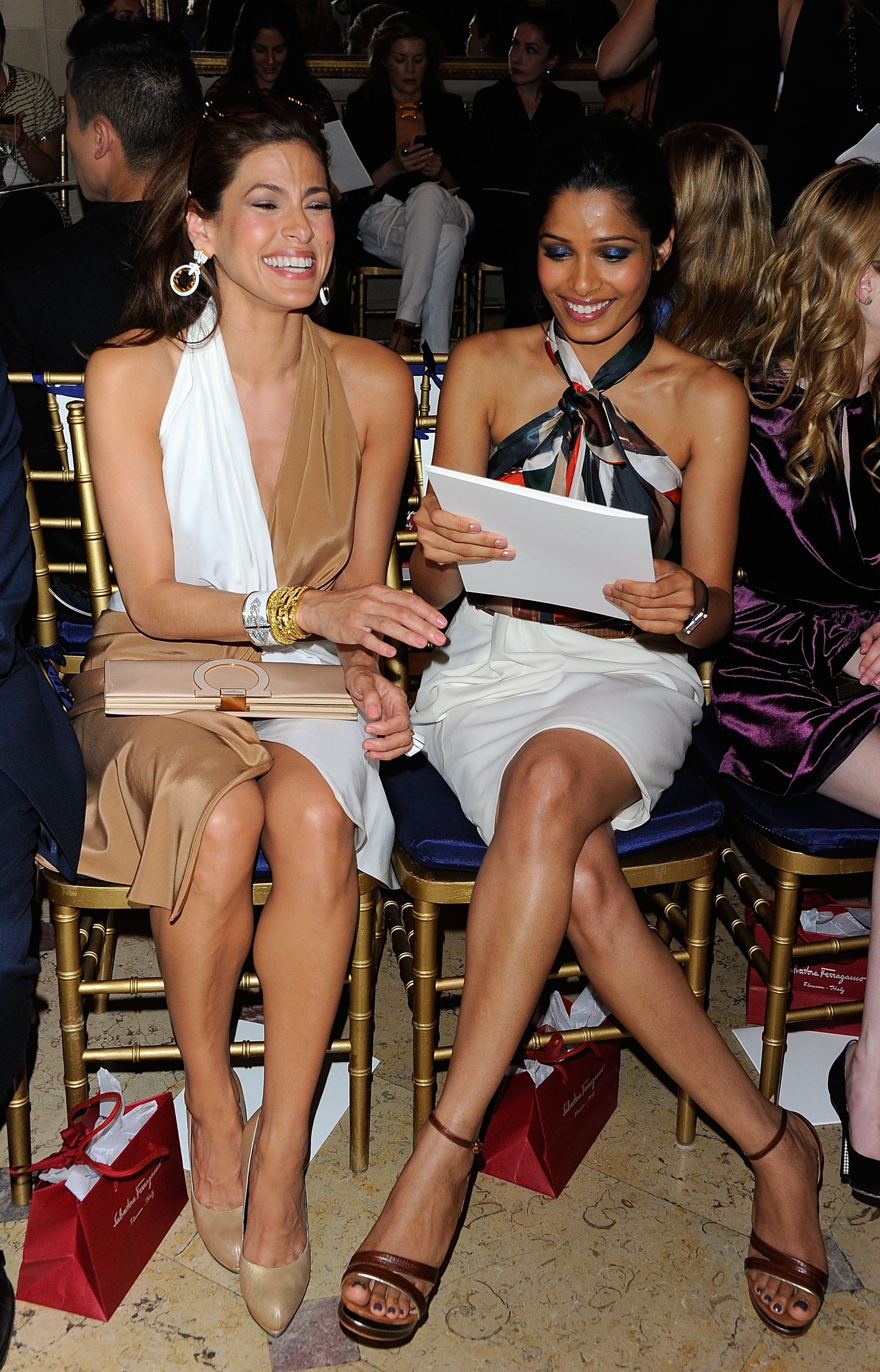 Roberts Auto Group >> Pictures of Ashley Greene, Eva Mendes, Teresa Palmer, Minka Kelly at Salvatore Ferragamo Women's ...