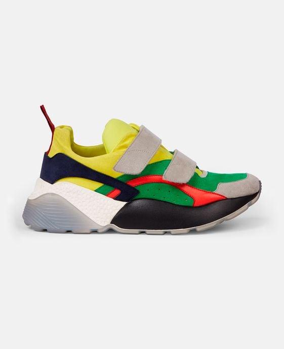 Wear the Trend: Stella McCartney Eclypse Colour Block Sneakers