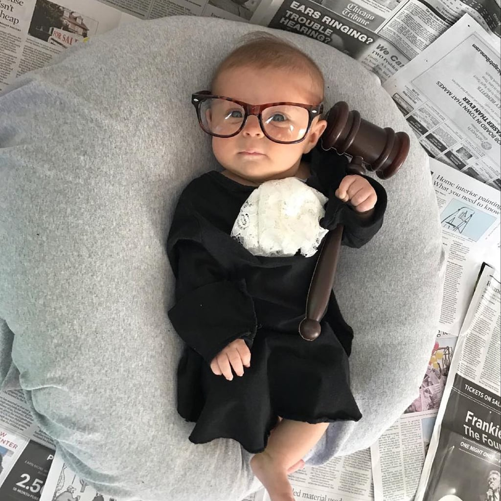 This Mom Has Been Dressing Her Baby as Influential Woman For 9 Months, and OMG, How Amazing
