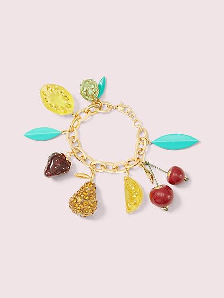 Tutti Fruity Charm Bracelet