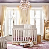This nursery is absolutely gorgeous.