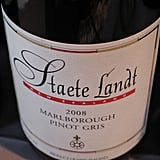 2008 Staete Landt Estate Marlborough Pinot Gris