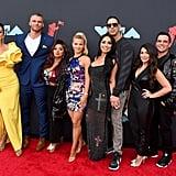 Jersey Shore Family Vacation Cast at the 2019 MTV VMAs