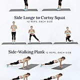Focus on Your Legs and Abs