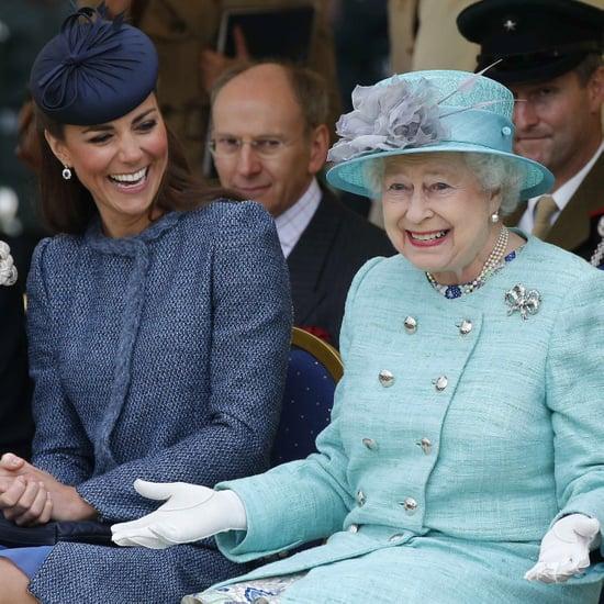 Guide to British Royal Titles