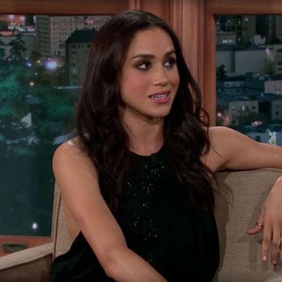 Meghan Markle Interview With Craig Ferguson 2013