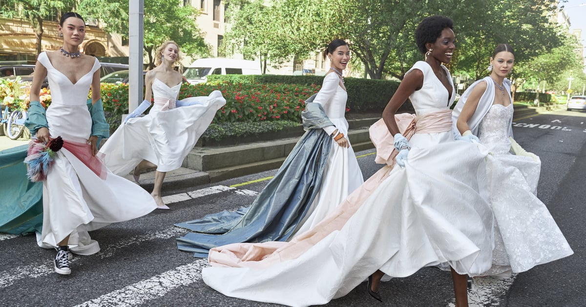 Fall 2020 Brides Have Some Stunning Wedding Dress Trends to Choose From