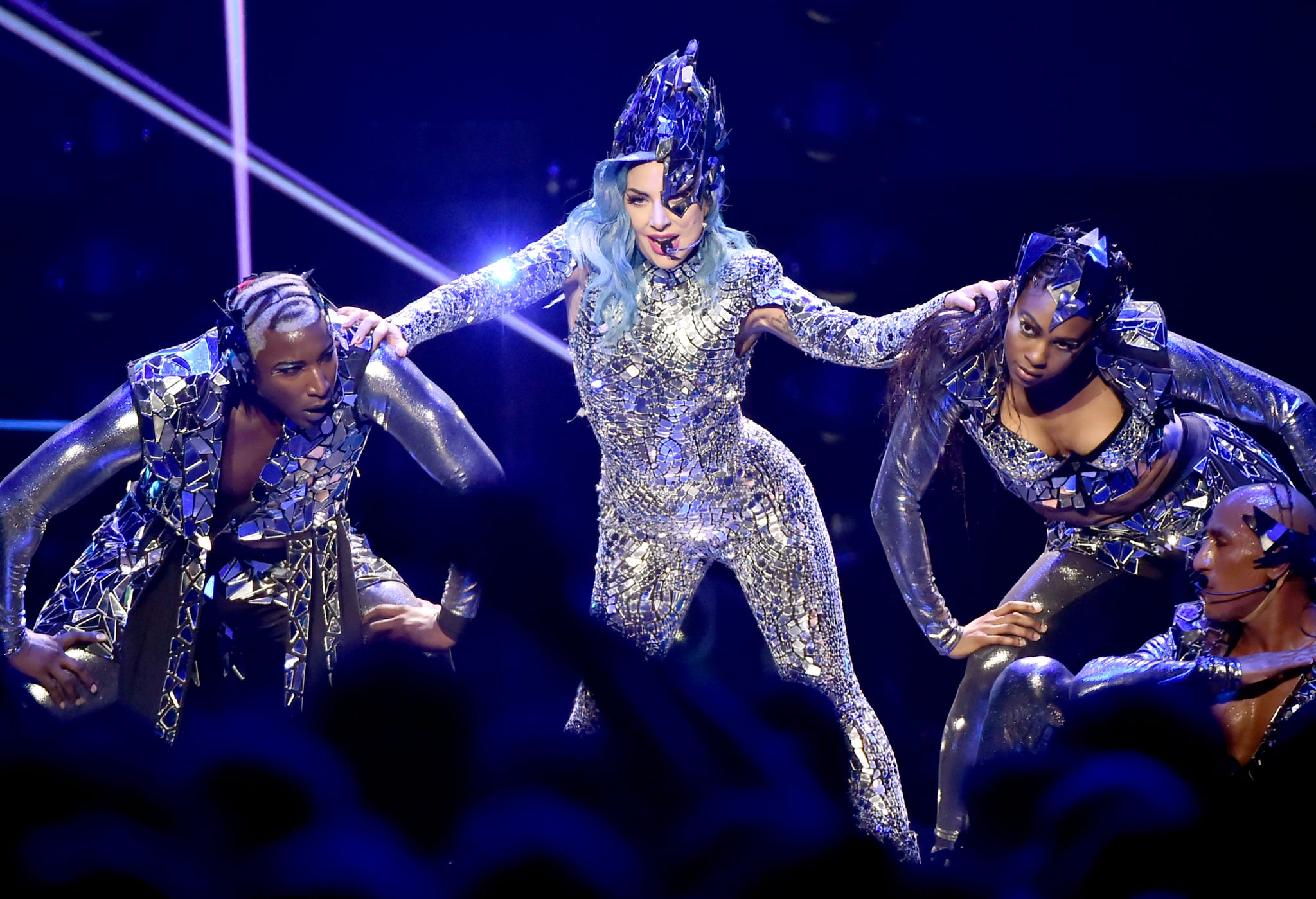 MIAMI, FLORIDA - FEBRUARY 01: Lady Gaga performs onstage during AT&T TV Super Saturday Night at Meridian at Island Gardens on February 01, 2020 in Miami, Florida. (Photo by Theo Wargo/Getty Images for AT&T)
