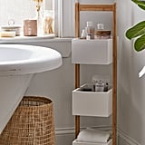 3-Tier Bamboo Bath Storage Caddy