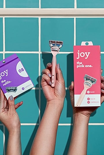 joy Razor Launch March 2019