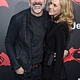 Jeffrey Dean Morgan and Hilarie Burton Are So Damn Cute It's Almost Annoying