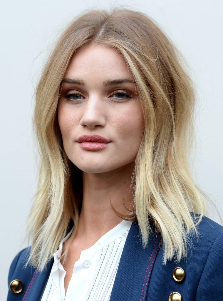 Rosie huntington whiteley hair good