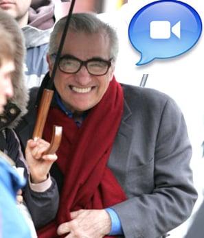 Martin Scorsese Is A Big iChat Fan