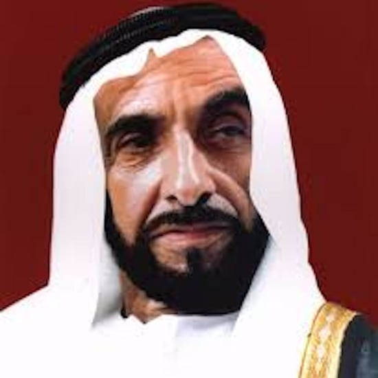 2018 is Year of Zayed