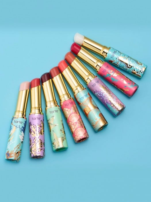 Tarte's Quench Lip Rescues Are the Perfect Pout Product For Mermaid-Lovers