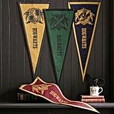 Hufflepuff Hogwarts Pennant
