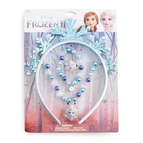 Disney's Frozen 2 Jewellery Set with Headband