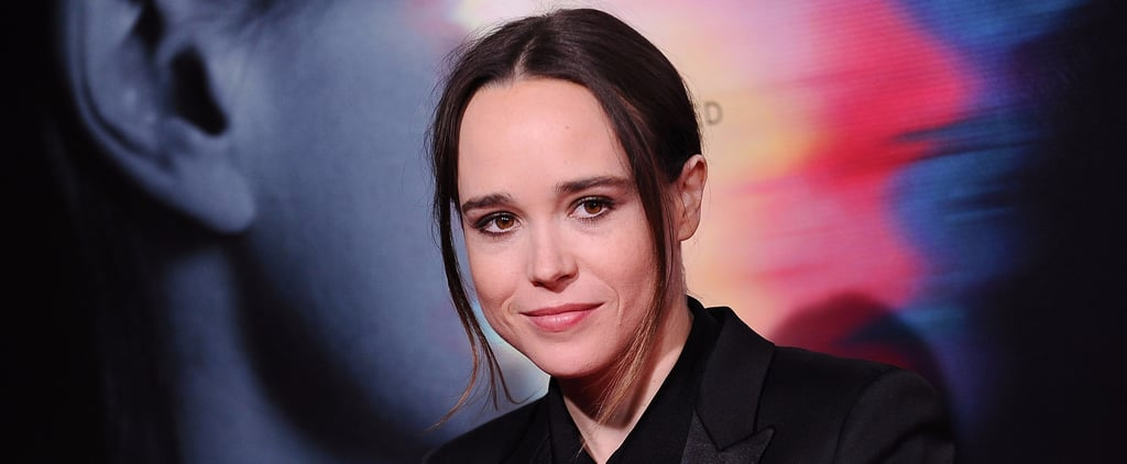 Ellen Page's Facebook Post About Being Outed on X-Men Set