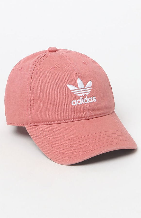 Adidas Washed Canvas Dad Hat  eed7112c3cc