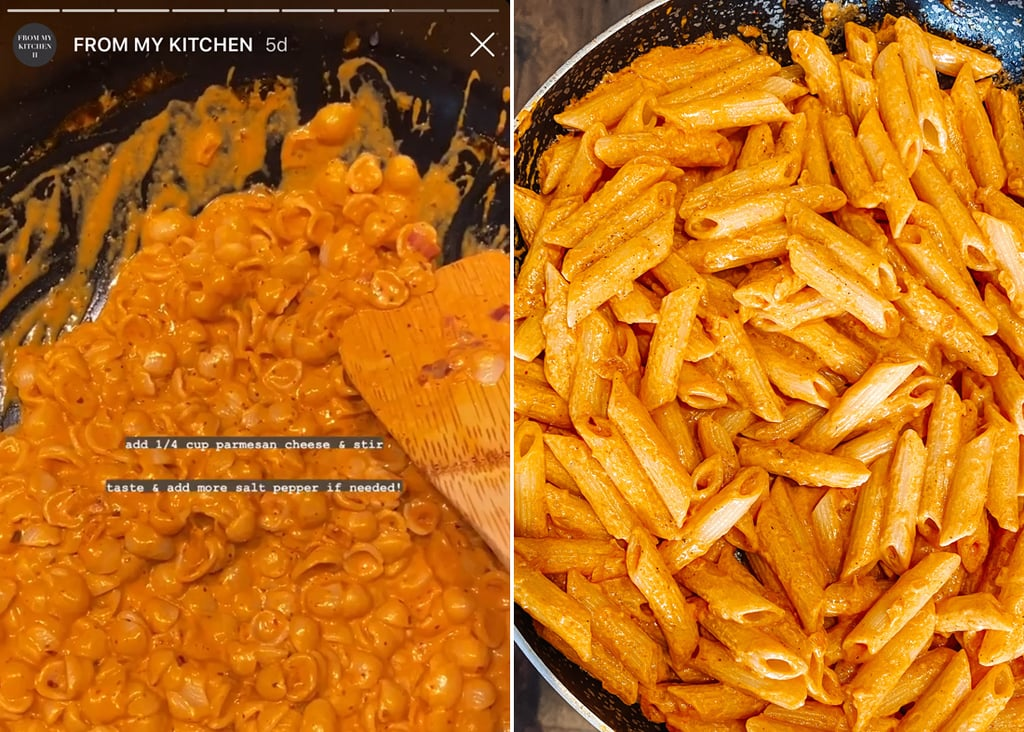 Step 6: Add Parmesan Cheese | I Tried Gigi Hadid's Spicy ...