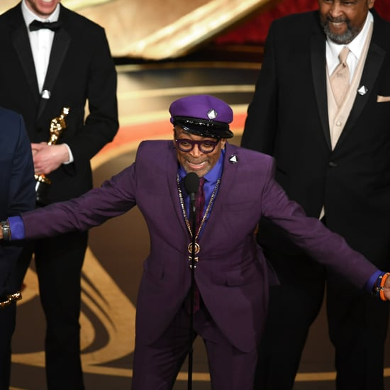 What Did Spike Lee Say at the 2019 Oscars?