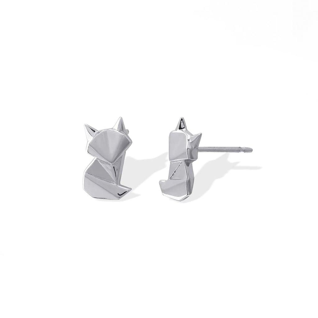 My Pick: Boma Origami Fox Studs