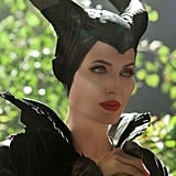 See Photos of Angelina Jolie as Maleficent