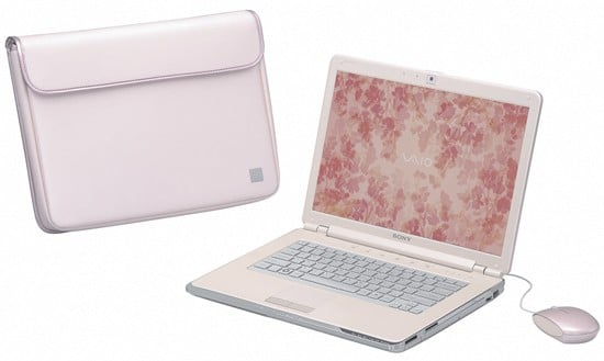 Sony Debuts Pink Laptop Bundles For Breast Cancer Research