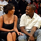 2012: The Kim Kardashian and Kanye West Era Begins