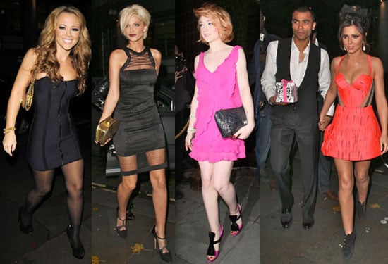 Photos of Kimberley Walsh and Sarah Harding Birthday Party