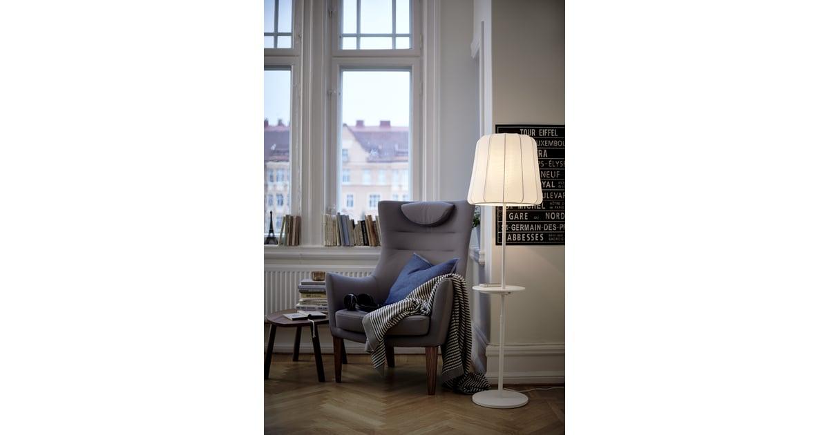 Varv Floor Lamp With Wireless Charging 149 Ikea