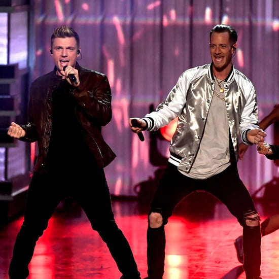 Florida Georgia Line Backstreet Boys Perform 2017 ACM Awards