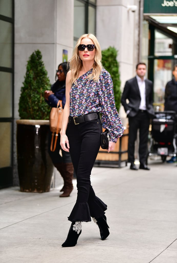 How to Wear Jeans: Kate Bosworth
