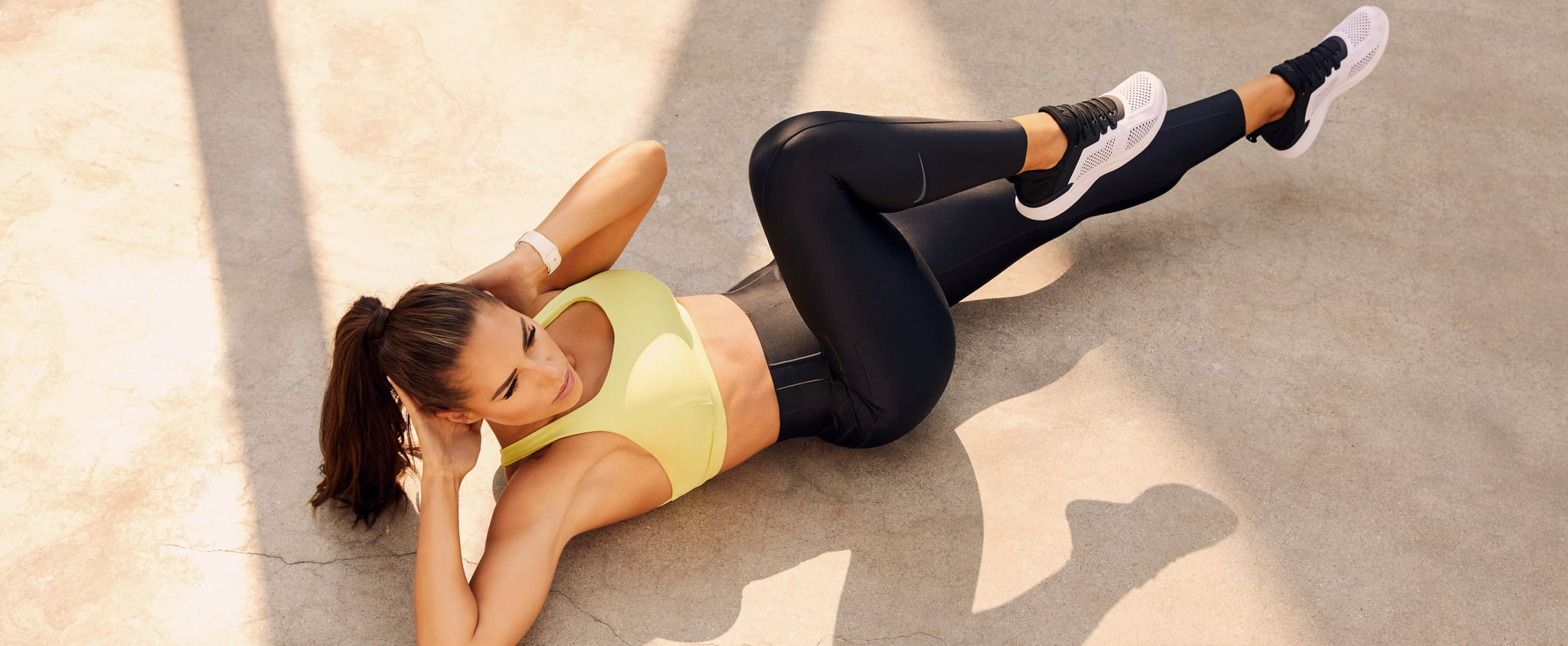 Kelsey Wells's 20-Minute Equipment-Free Full-Body Workout