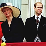 Sophie, Countess of Wessex, 1999