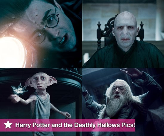See Brand New Harry Potter and the Deathly Hallows Pictures From New Trailer