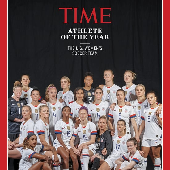 US Women's Soccer Team: 2019 TIME Athlete of the Year