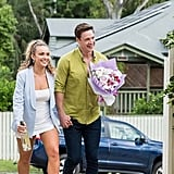 Pictures of Abbie Chatfield and Matt Agnew The Bachelor 2019