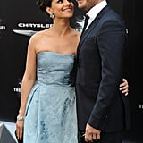 Photos of Celebrity Couple Tom Hardy and Charlotte Riley