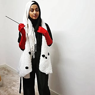 Hijab Halloween Costume Ideas